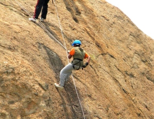 Rappelling-1
